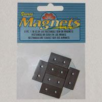 Self Adhesive Magnets
