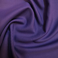 Textured Polyester Twill Fabric