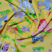 Childrens Print Fabric