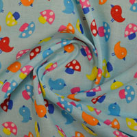 Poly/Cotton Print Fabric
