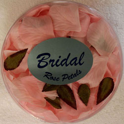 Bridal Table Petals