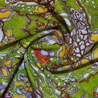 Medium Floral Print Fabric