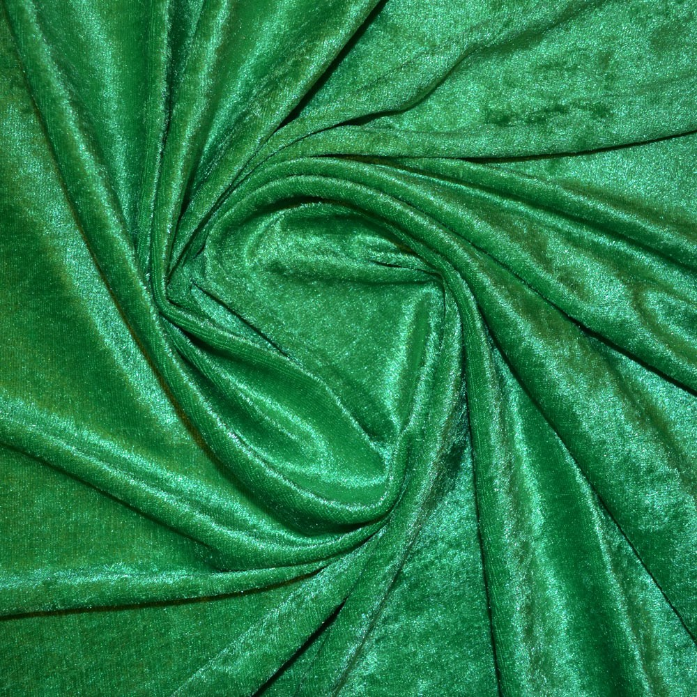 Crushed Velvet Fabric