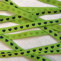 Hearts Ribbons
