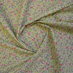 Poly/Cotton Print Fabric