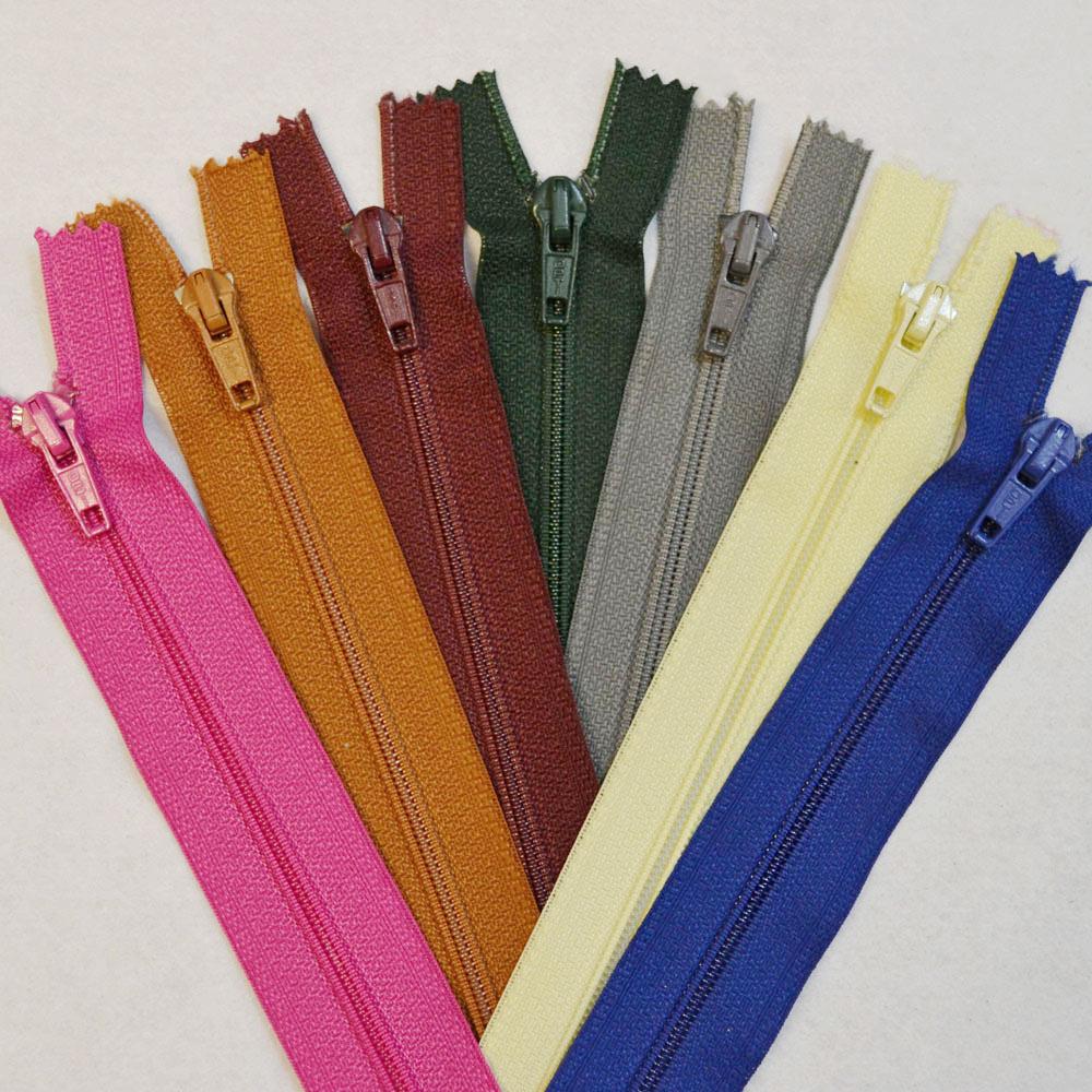 Nylon Open End Zips