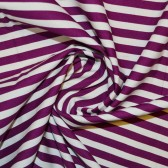 Stripes Cotton Print Fabric