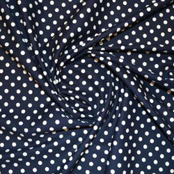 Spots Cotton Print Fabric