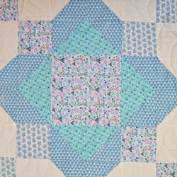 Posy Quilt Fabrics