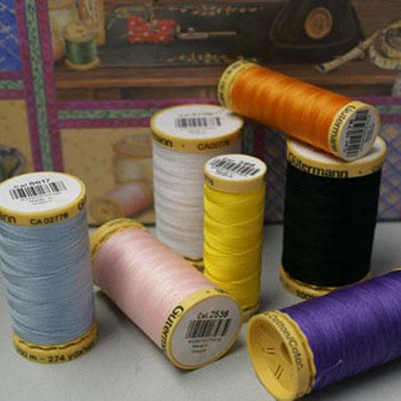 Gutermann All Cotton Thread