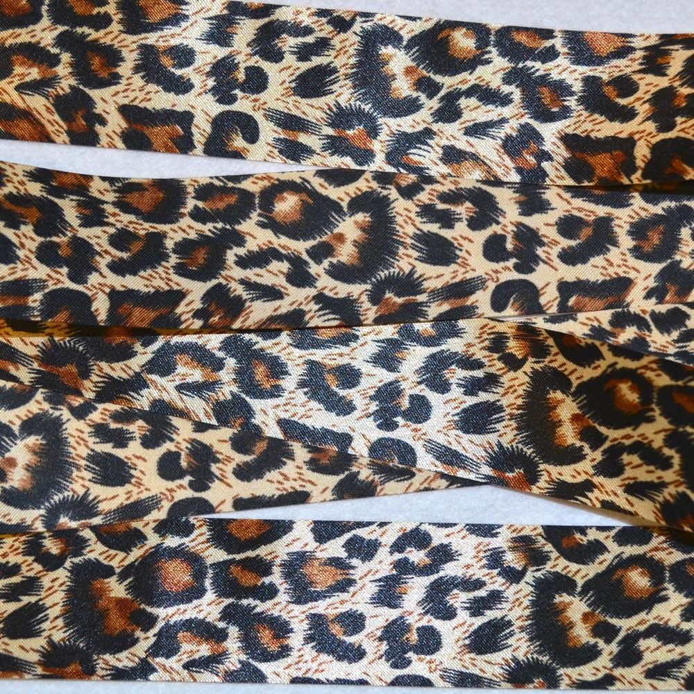 Animal Print Ribbons