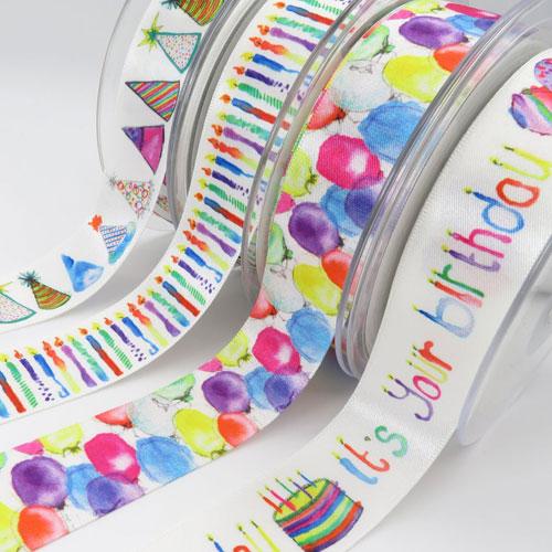 Birthday Ribbons