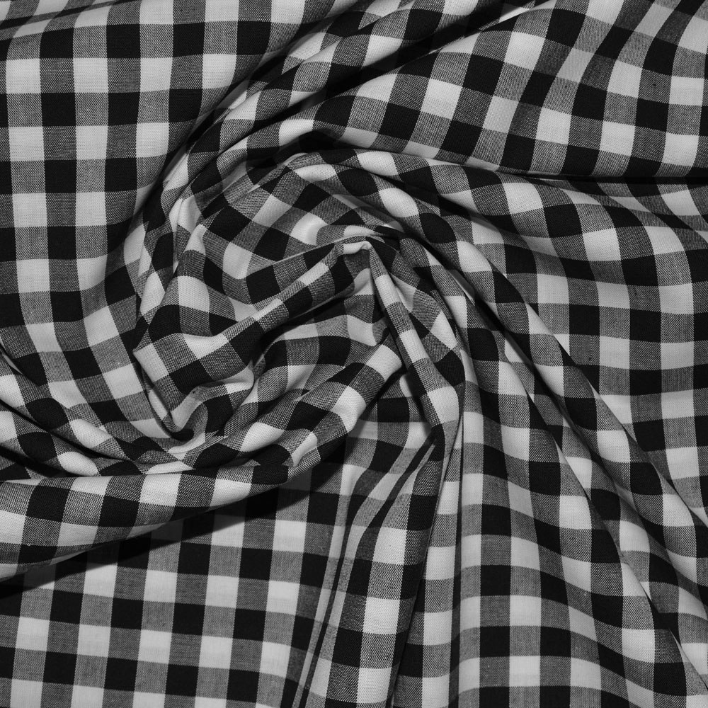 1/3 Inch Cotton Gingham Fabric