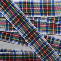 Berisfords Tartan Ribbons (7622)