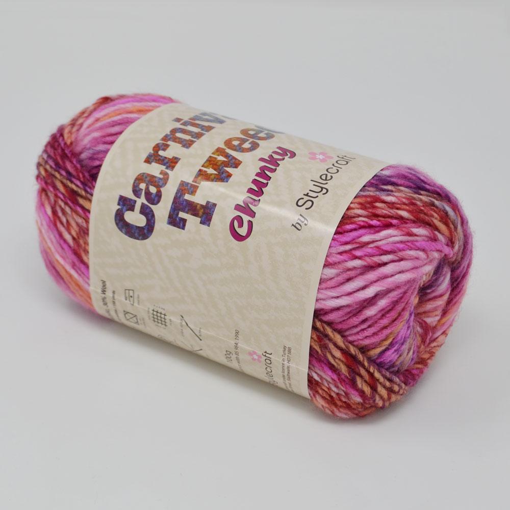 Carnival Tweed Wool