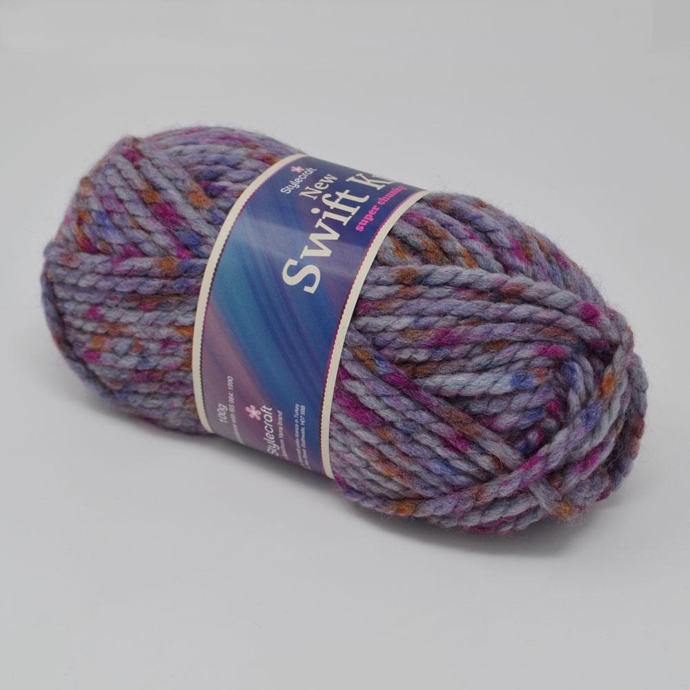 Swift Knit Super Chunky Wool