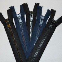 Heavy Duty Plastic Zips