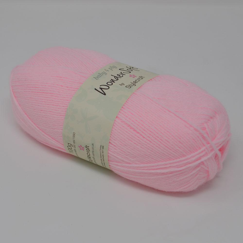 Wondersoft 4 Ply Wool