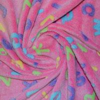 Printed Fleece Fabrics