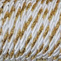 7mm Lurex Rayon Cord