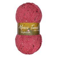 Alpaca Tweed DK Wool