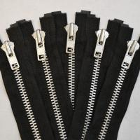 Heavy Duty Metal Zips