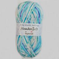 Wondersoft DK Prints Wool