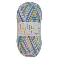 Lullaby Print DK Wool