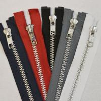 Metal Open End Zips