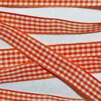 Berisfords Gingham Ribbon (7391)
