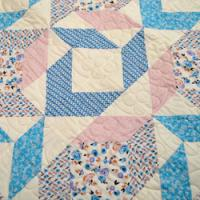 Watercolour Quilt Fabrics