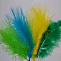 Small Marabou Feathers