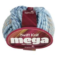 Swift Knit Mega Super Chunky Wool