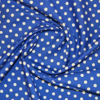 7mm Spot Cotton Print Fabric