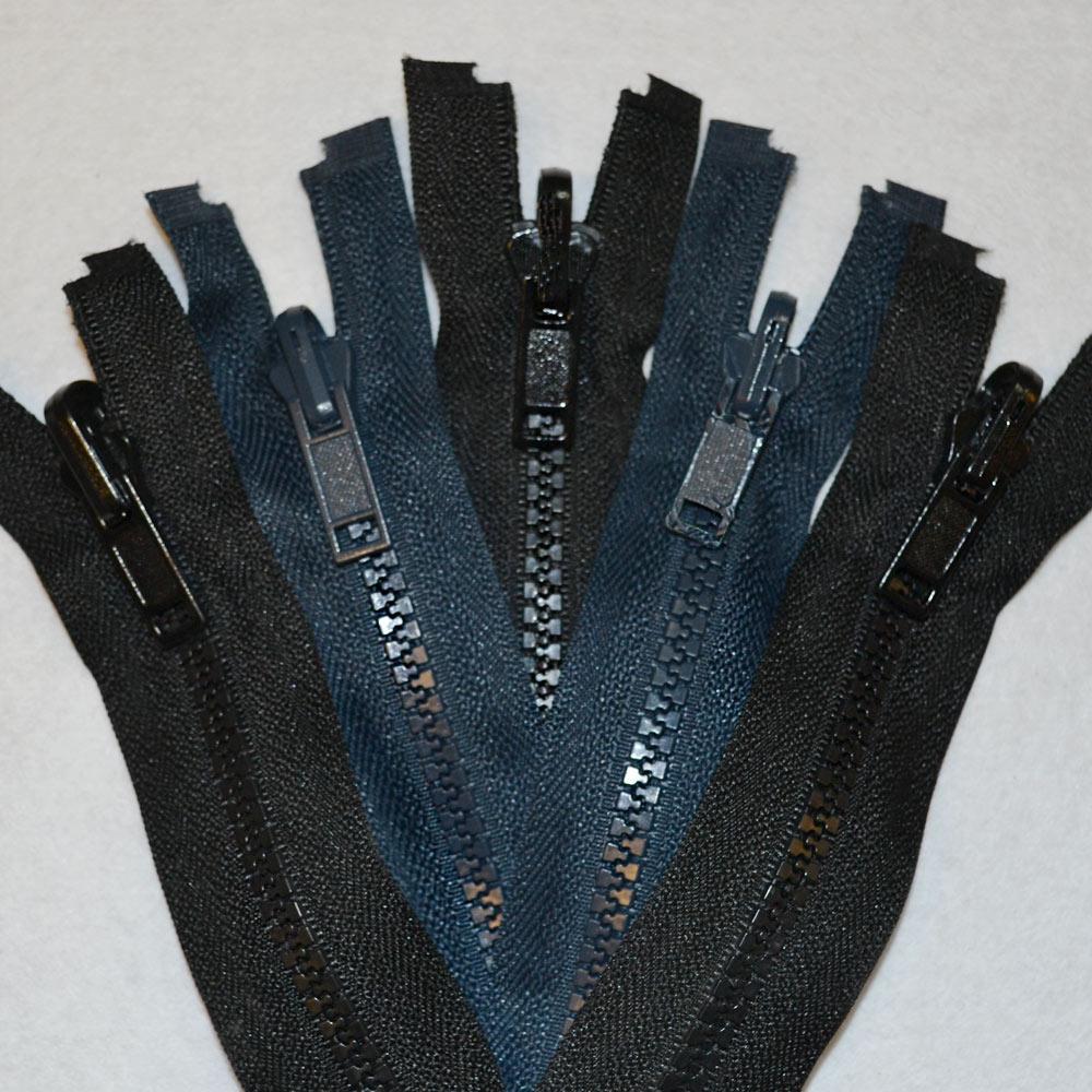 Reversible Zips