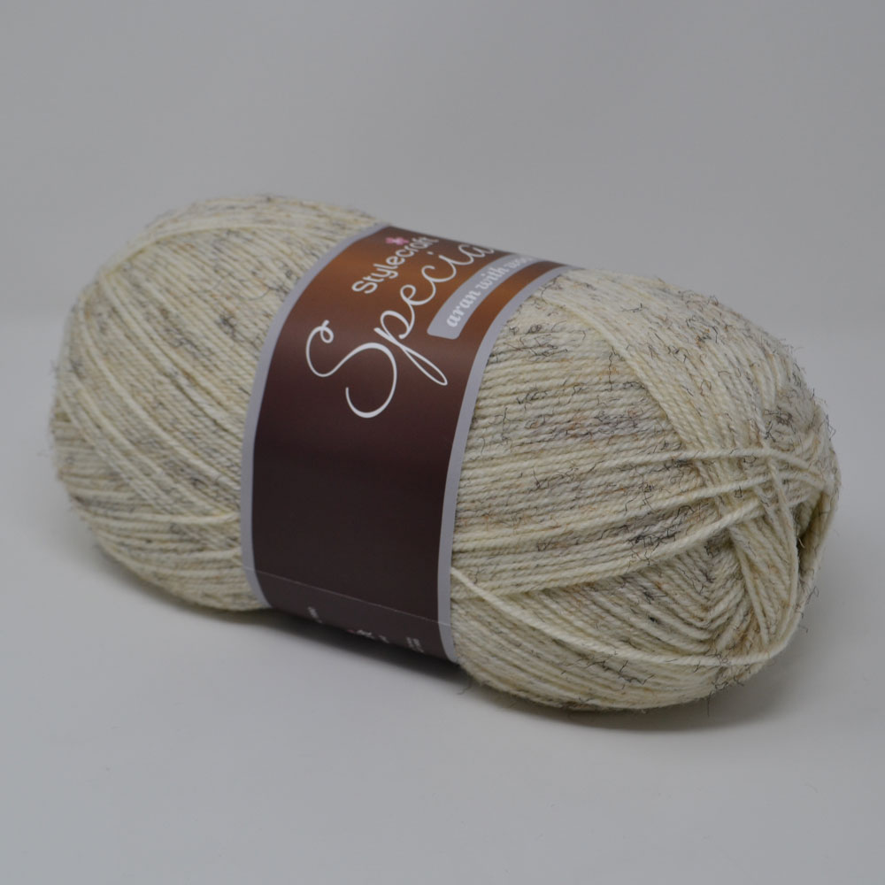 Special Aran With Wool 400g