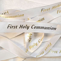 Christening and Communion Ribbons