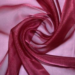 Crystal Organza Fabrics
