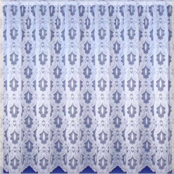 Damask Net Curtains (complete roll)