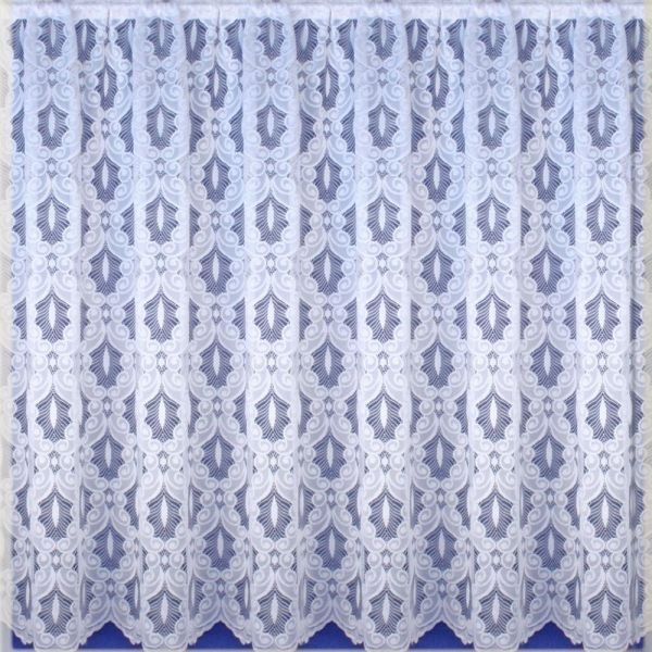 Damask Net Curtains