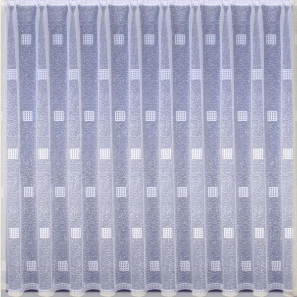 Squares Net Curtains (complete roll)