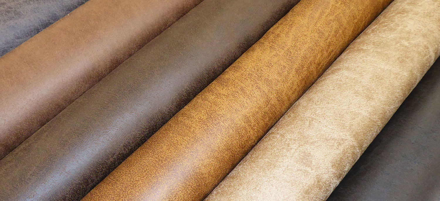 Leather Look Fabrics