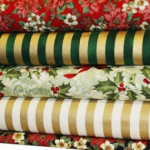 Buy Christmas fabric and crafting supplies in Cheshire