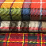 From net curtains to tartan fabric