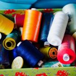 How to fill a sewing box