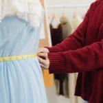 Holiday Dress Fabrics with Calico Laine